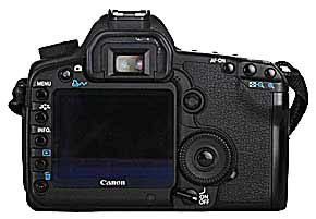 Canon 5D MK2 review awaiting a Canon 5D MK3 test