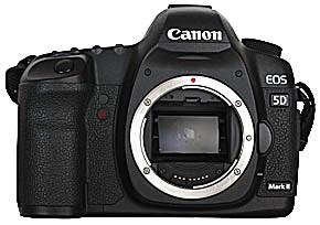 Canon 5D MK2 review