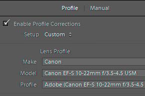 CAcorrectie-Canon-10-22-mm