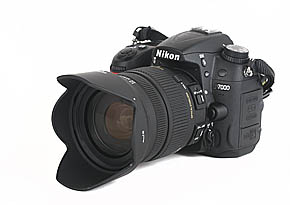 Sigma 17-70 mm lens