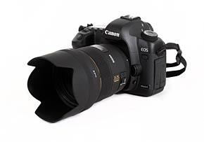 Sigma 85 mm FF 14