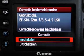 vignetcorrectie-Canon-10-22-mm
