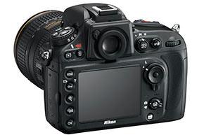 Nikon cameratest