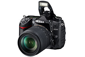 Nikon-D7000-flash