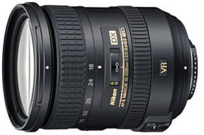 Nikon-DX 18 200 ED VR II