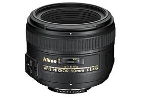 Nikon 50 mm-14