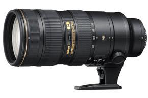 Nikon 70-200 mm VR II review