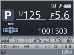 LCD-Info-Nikon-D5200