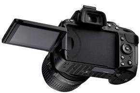articulated-screen-Nikon-D5200