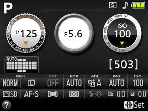 menu-Nikon-D5200