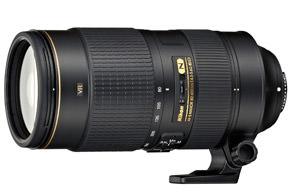 Nikon-AFS 80 400 ED VR