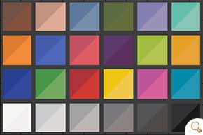 Daglicht colorerror