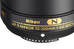 Nikkor 70-200mm f4G ED VR