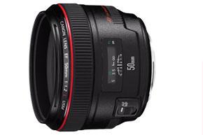 Canon 50mm 1.2 test op Canon 650D