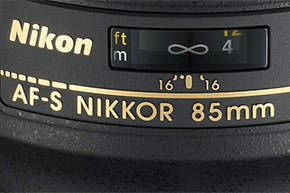 Nikon85mm