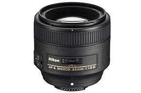 Nikon AF-S 85 mm 1.8G