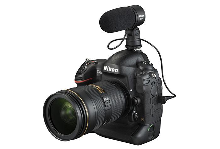 NikonD4svideo