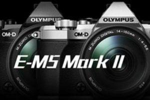 Olympus OM-D E-M5II