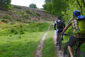 mountainbikers klein