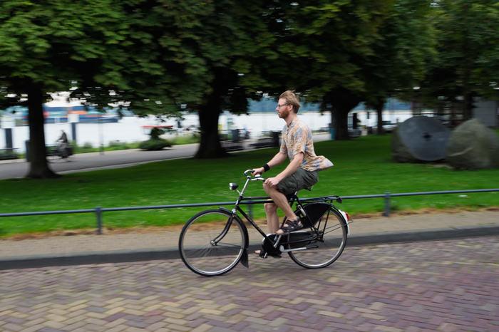 fietser web