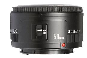 290Yongnuo50mm1p8