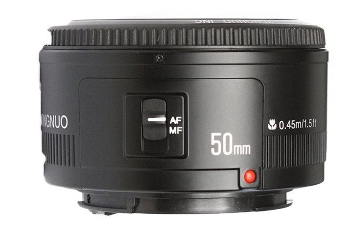 Yongnuo50mm1p8