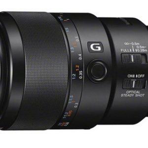 Sony FE 90mm macro
