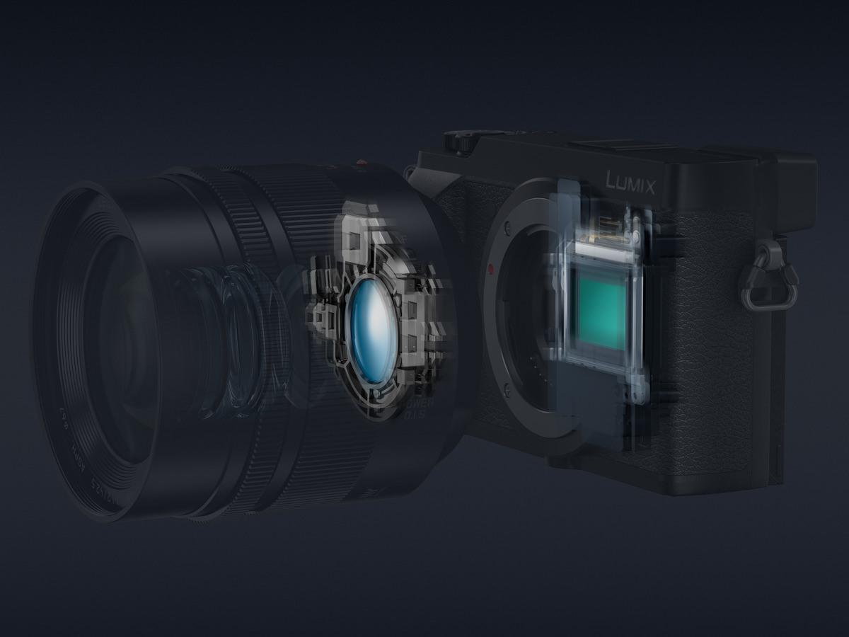 GX80 GX85 k Dual IS