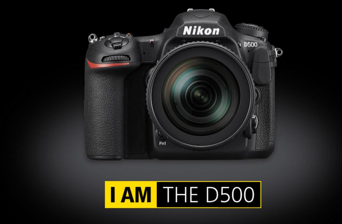 Nikon D500 announcement