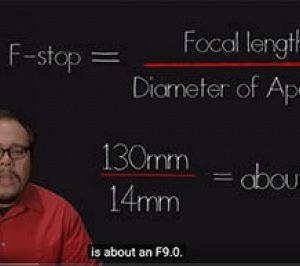 Hoe werkt een lens?