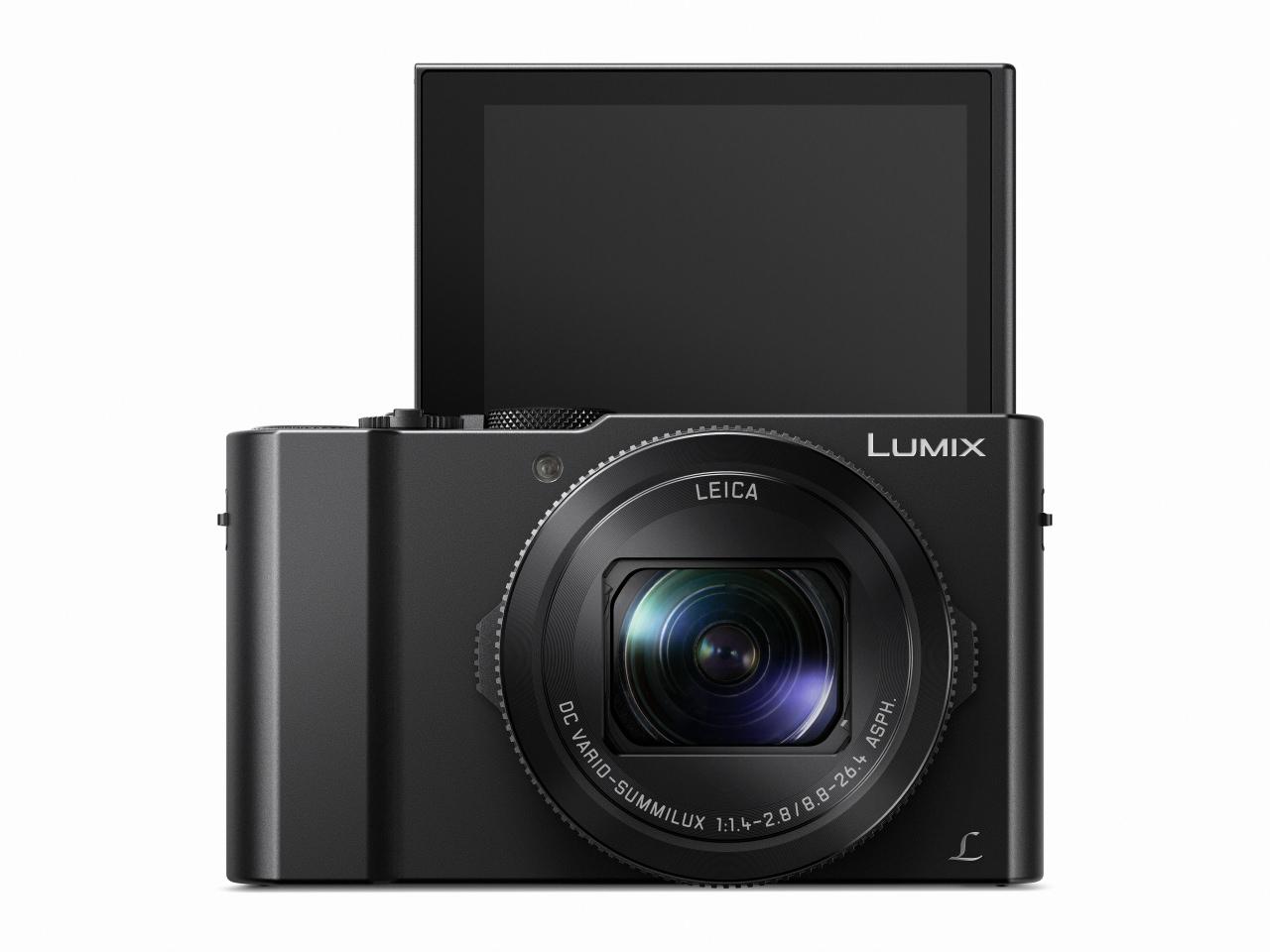 LX10 LX15k front LCD HD