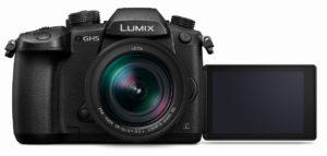 GH5 LKIT front K LCD