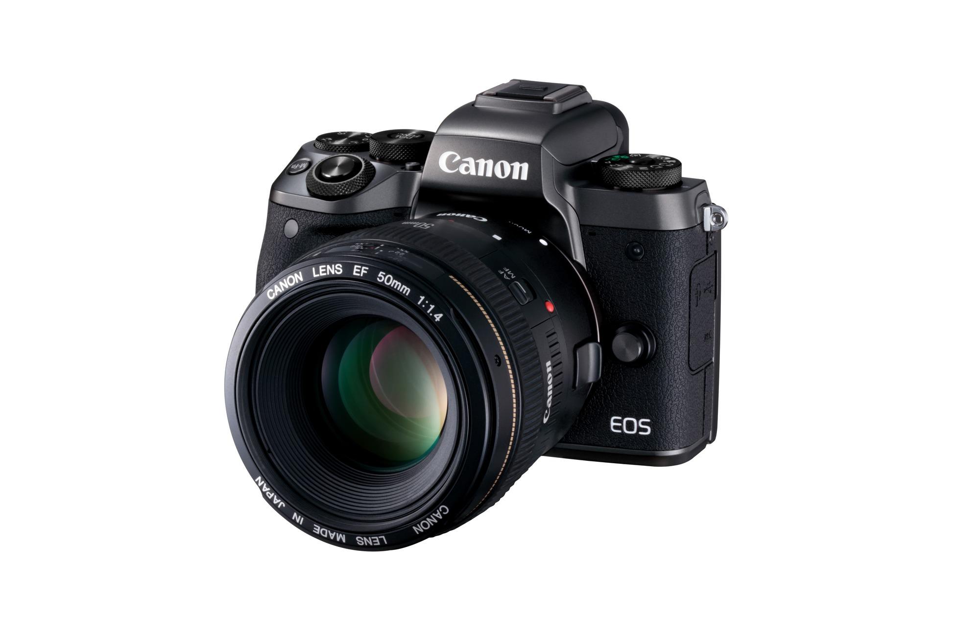 EOS M5 EF 50mm f1.4 USM