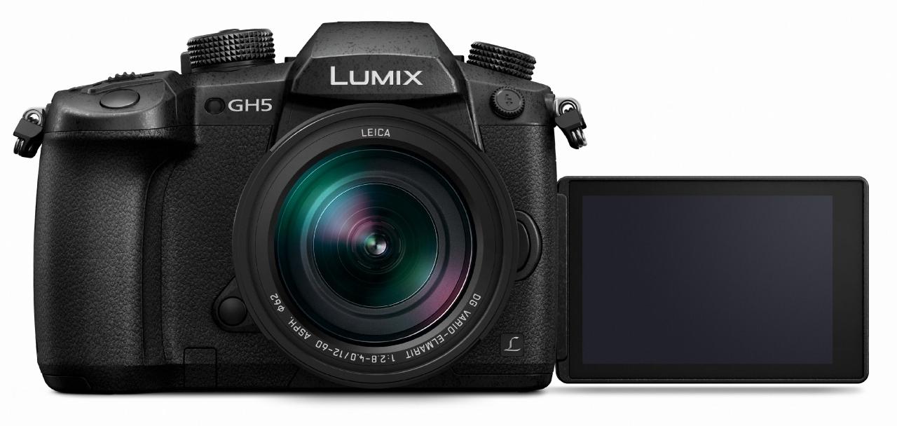 GH5 LKIT front K LCD HD