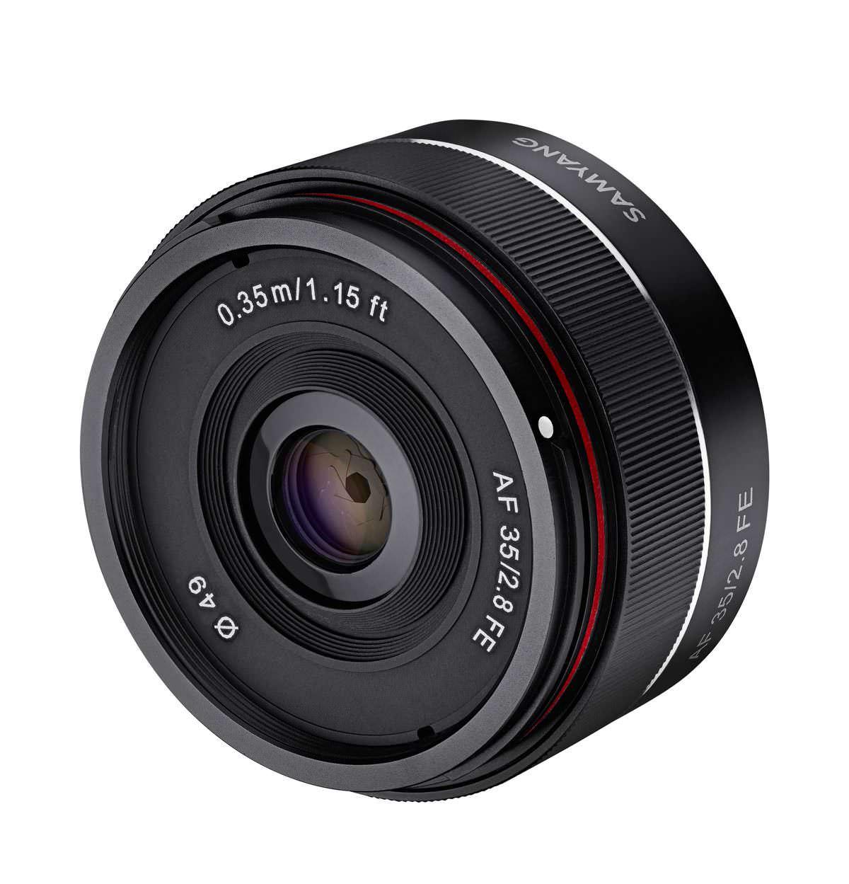 3 35mm lens