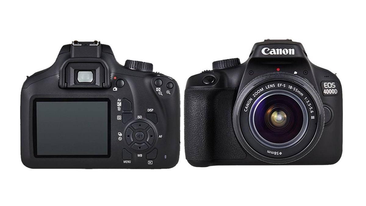 001 Canon EOS 4000D