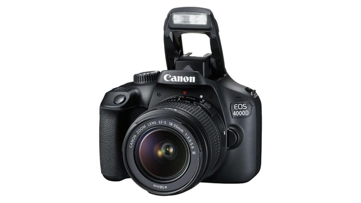 002 Canon EOS 4000D
