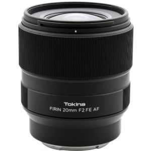 Tokina Firin 20mm f/2 AF
