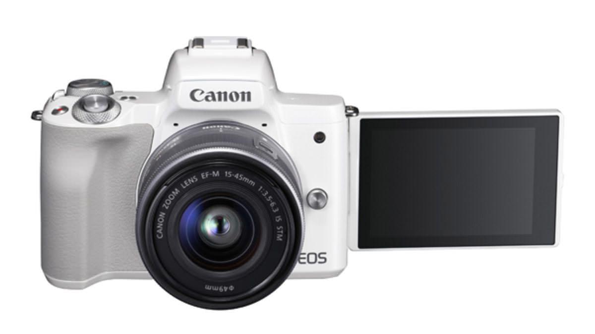 EOS M50 EF M15 45 STM 1200