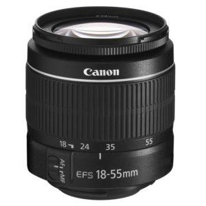 Canon EF-S 18-55 mm f/3.5-5.6 III