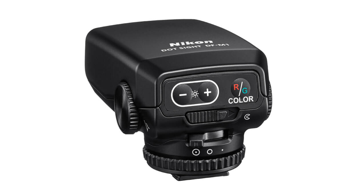 Nikon red dot sight 2