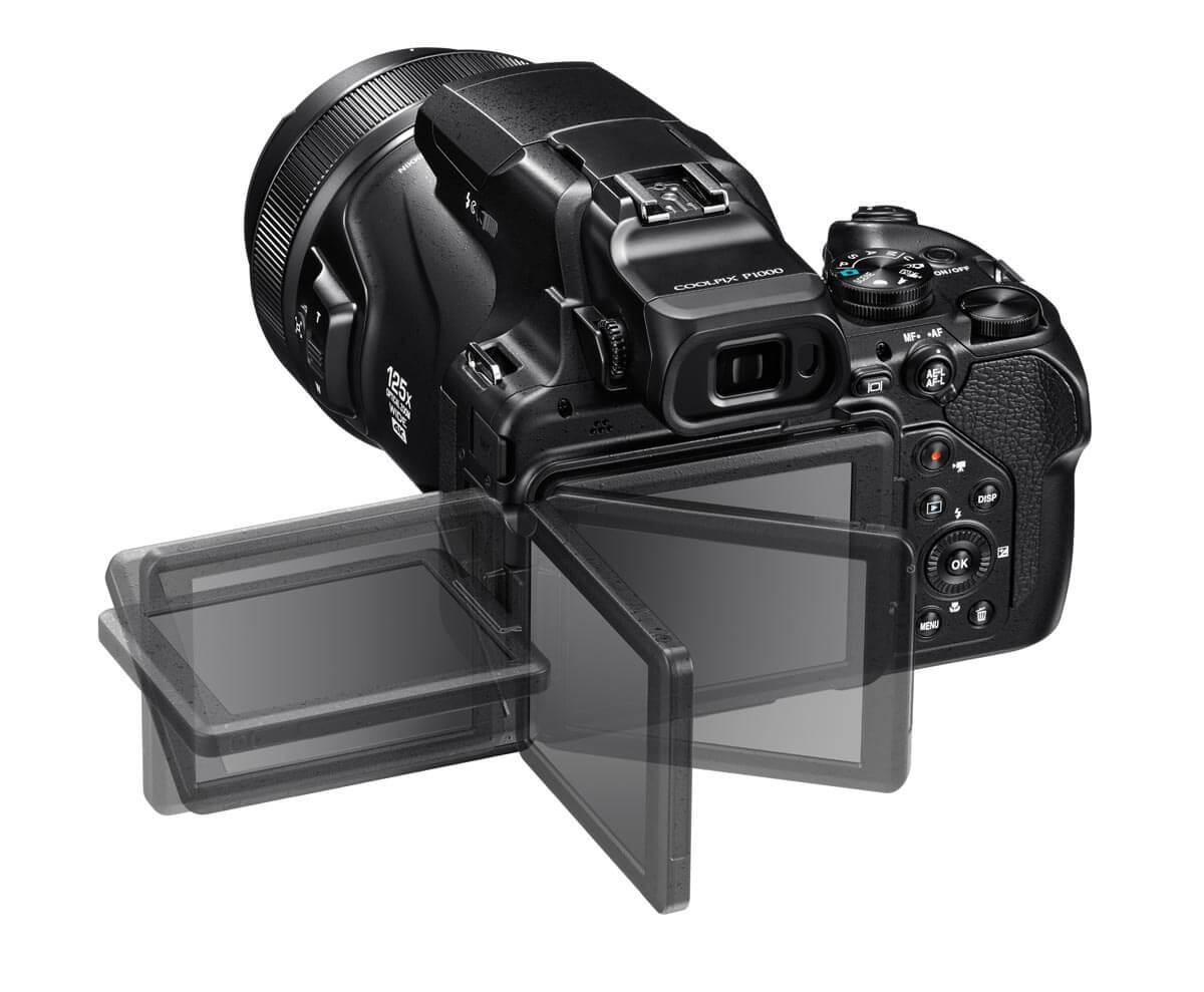 P1000 BK LCD 4