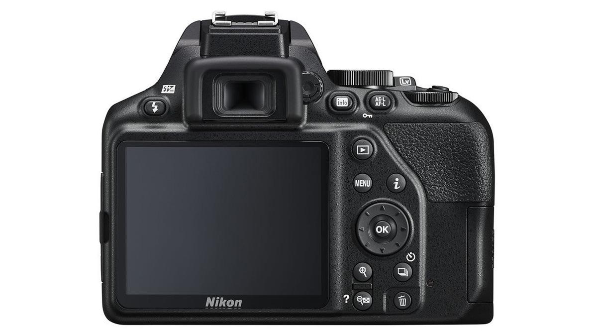 Nikon back
