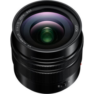 Panasonic Leica 12mm f/1.4