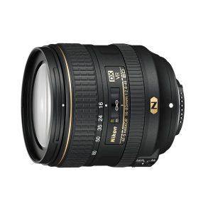 Nikon DX 16?80mm f/2.8?4E ED VR