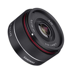 Samyang AF 35mm f/2.8 voor Sony FE