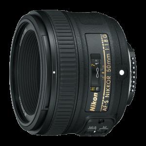 Nikon AF-S 50 mm f/1.8G