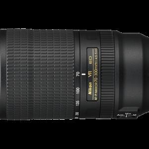Nikon AF-P 70-300mm F4.5-5.6G VR