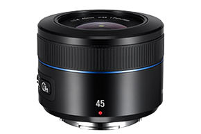 Samsung 45 mm f/1.8