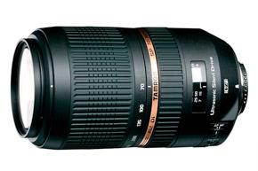 Tamron 70-300mm f/4-5.6 Di VC USD SP AF